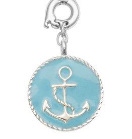 Nikki Lissoni 'Hope for Something Blue'  Silver Charm