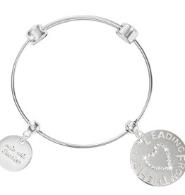 Nikki Lissoni 'Made with Passion' Charm Bangle