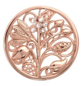 Nikki Lissoni 'Fantasy Tree' Medium RG Coin