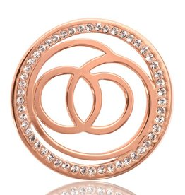 Nikki Lissoni 'Sophisticated' Medium RG Coin