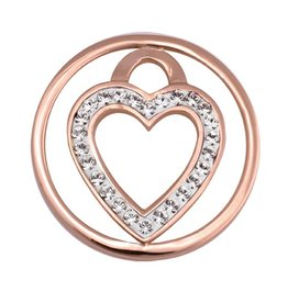 Nikki Lissoni 'Love Keeper' Small RG Coin