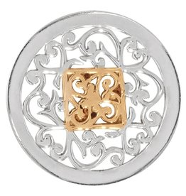 Nikki Lissoni 'Square Fantasy' Small  Coin
