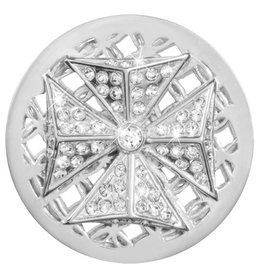 Nikki Lissoni 'Celtic Cross' Medium Coin