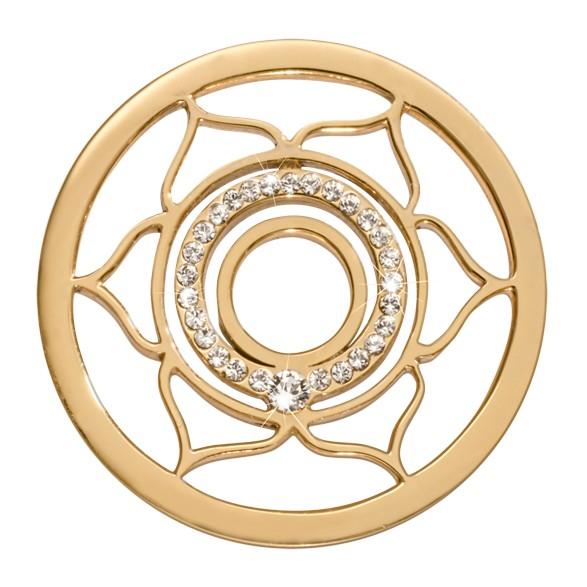 Nikki Lissoni '2nd Sacral Chakra'  Medium Coin