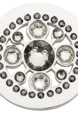 Nikki Lissoni 'Romantic Beauty' Small Silver Coin