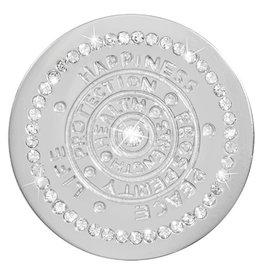 Nikki Lissoni 'Wisdom of Words' Medium Coin