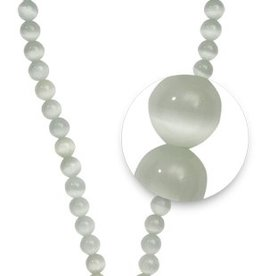 Nikki Lissoni Cat's Eye Bead Necklace
