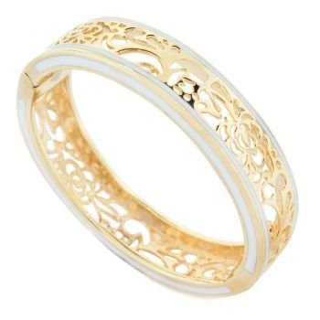 AHC Perception Lace Gold Bangle