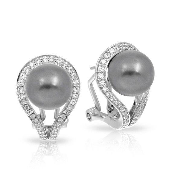 Belle Etoile Belle Étoile Claire Collection Pearl Earrings