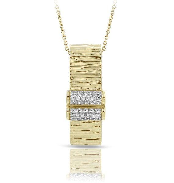 Belle Etoile Belle Étoile Heiress 18K Vermeil & Sterling Pendant