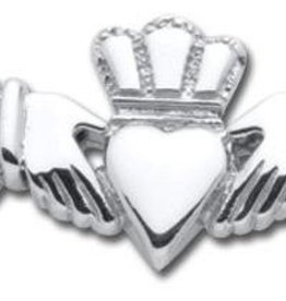 LeStage Sterling sIlver Claddagh clasp
