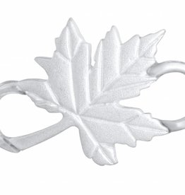 LeStage Sterling Silver Maple Leaf  Clasp