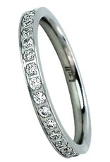 B. Tiff New York TB. Tiff Stainless Eternity Band
