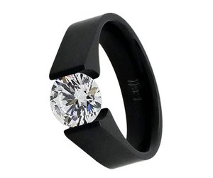 Size 8 B.Tiff New York 4 Piece Eternity Ring Set