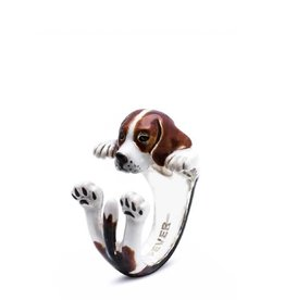 Coles of London Dog Fever Beagle Ring