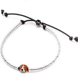 Coles of London Dog Fever Beagle Bracelet