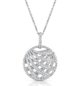 S. Kashi 14K Diamond Pendant & Chain