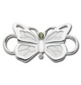 LeStage Sterling Silver Butterfly Clasp