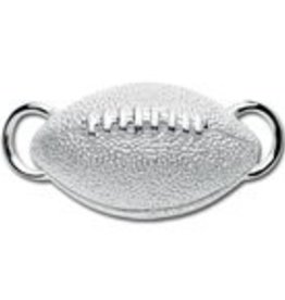 LeStage Sterling Silver Football Clasp