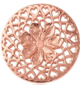 Nikki Lissoni 'Flower with Love' Limited Ed. Coin