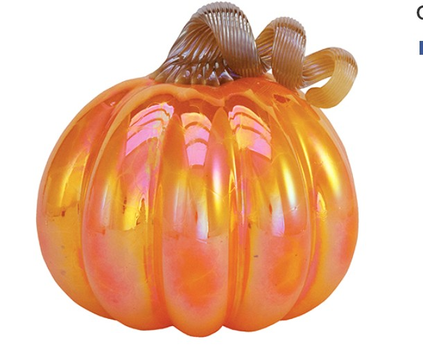 Enchanted Magic Pumpkin