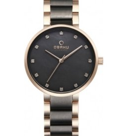 Obaku Watches Women's  Glad - Crepe