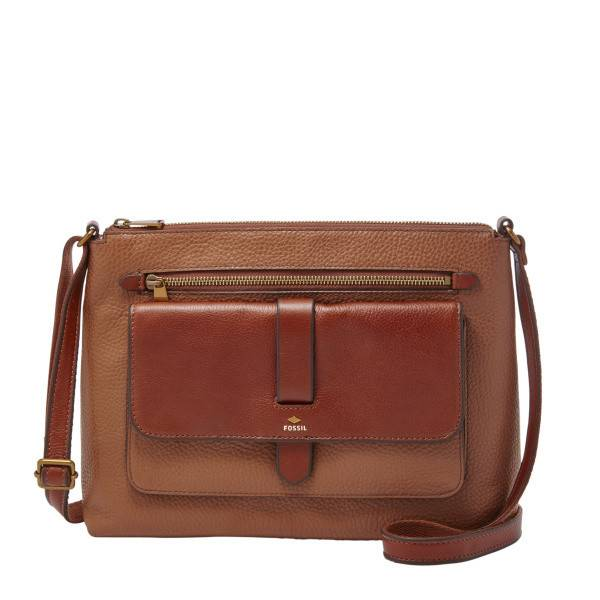 The Fossil Group Kinley Leather Crossbody Purse