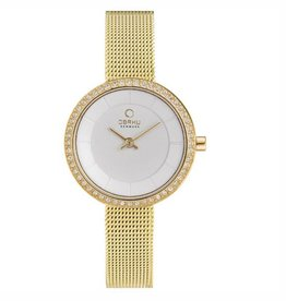 Obaku Watches Women's Stille Glimt Gold