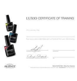 Gellipop Luxio Certification Class