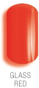 Akzentz Glass Red