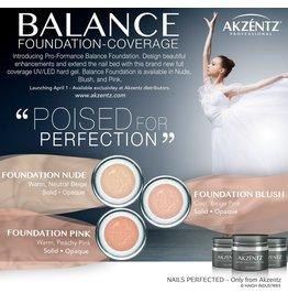 Akzentz Balance Foundation Blush 45g