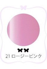ageha Ageha Color Gel #021 Rose Pink