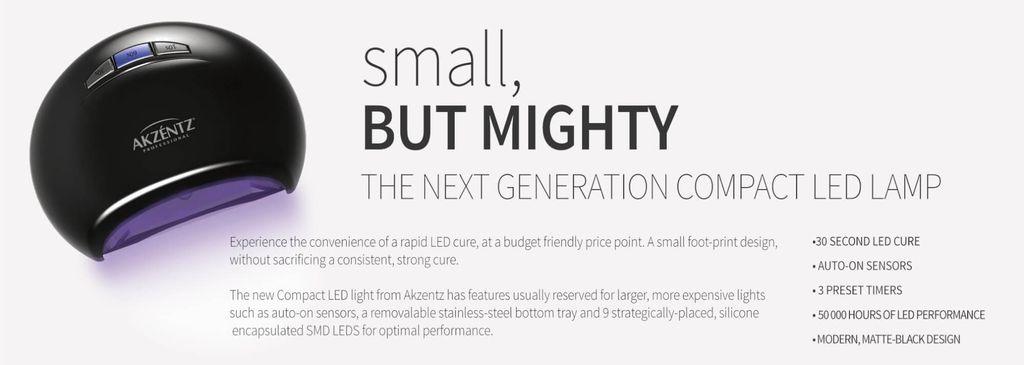 Akzentz LED Compact Lamp