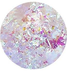 Nail Labo Foil Flakes Aurora Pink