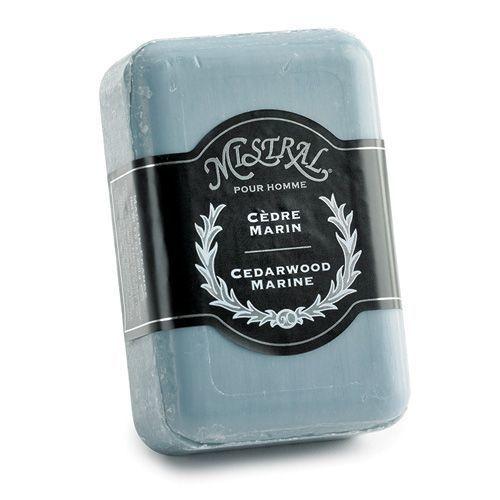 MISTRAL WHOLESALE Mistral Cedarwood Marine Men's Soap