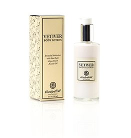 ELIZABETH W Elizabeth W Vetiver Body Lotion