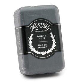 MISTRAL WHOLESALE Mistral Black Amber Men's Soap