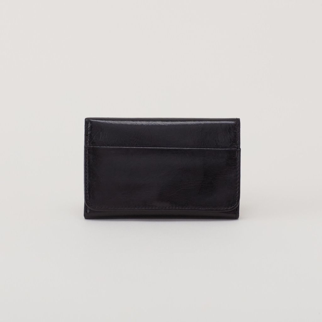 HOBO Hobo Leather Wallet Jill Black