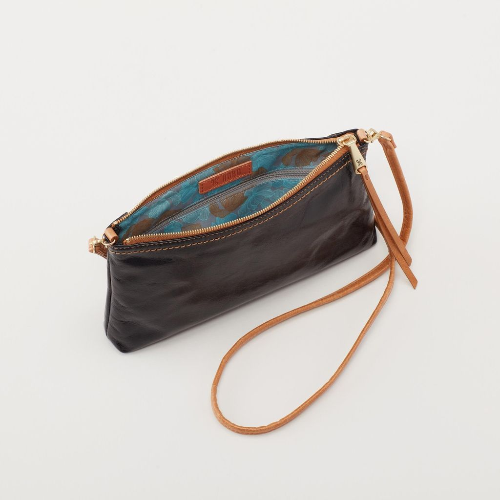 HOBO Hobo Leather Purse Darcy Black