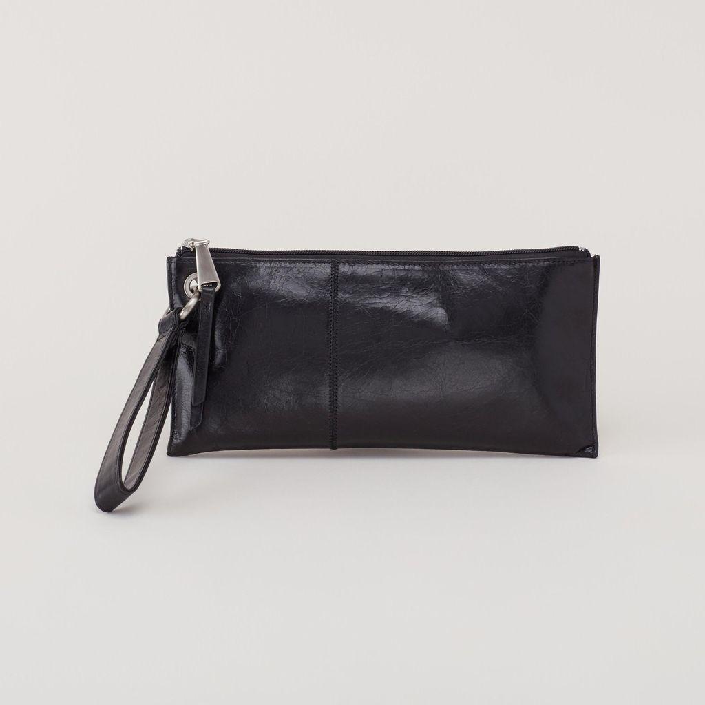 HOBO Hobo Leather Wallet Vida Black