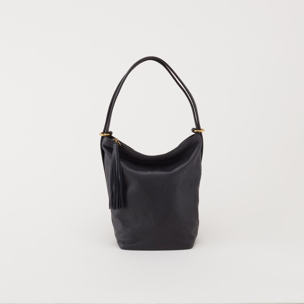 HOBO Hobo Leather Purse Blaze Black