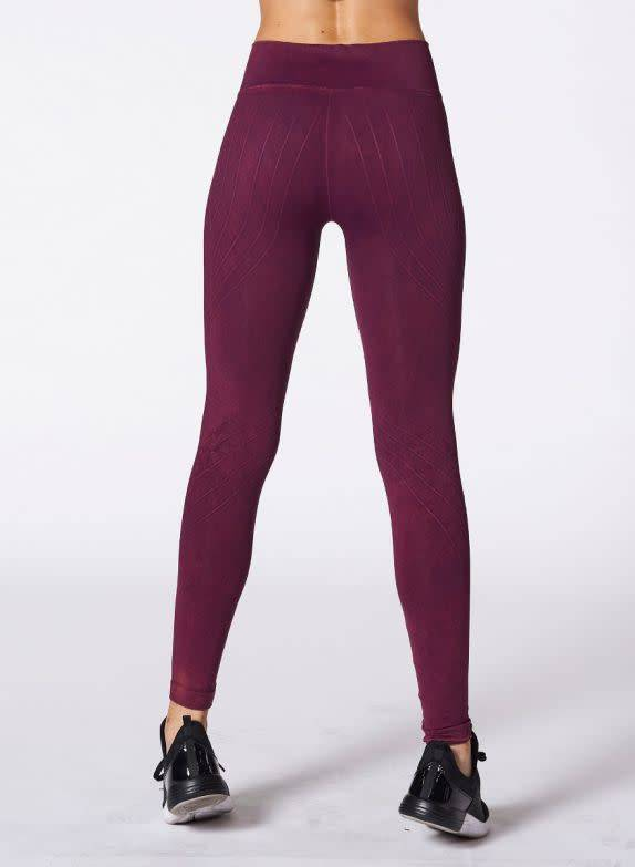 Nux Nux Mesa Legging Violet Wine