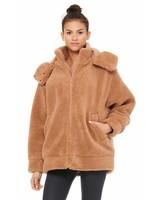 Alo Yoga Alo Norte Sherpa Coat Genna