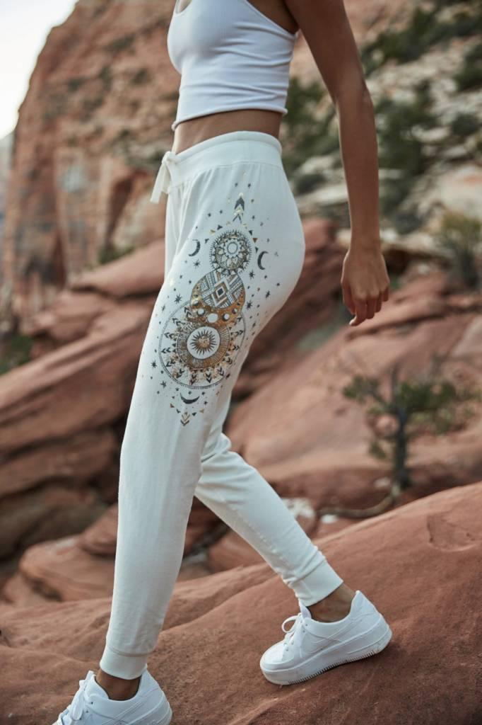 Spiritual Gangster SG Mystical Muse Pant Stone