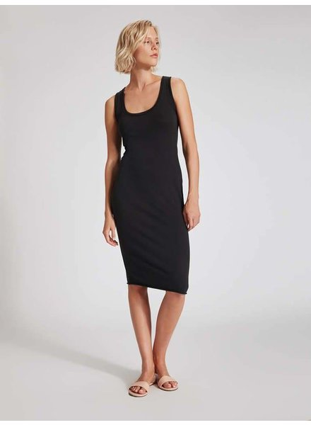 Nation Ltd Salma Knot Back Dress