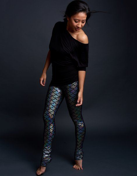 Emily Hsu EH Mermaid Brilliance Legging