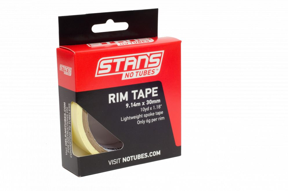 Stans yellow rim tape 10yrd roll