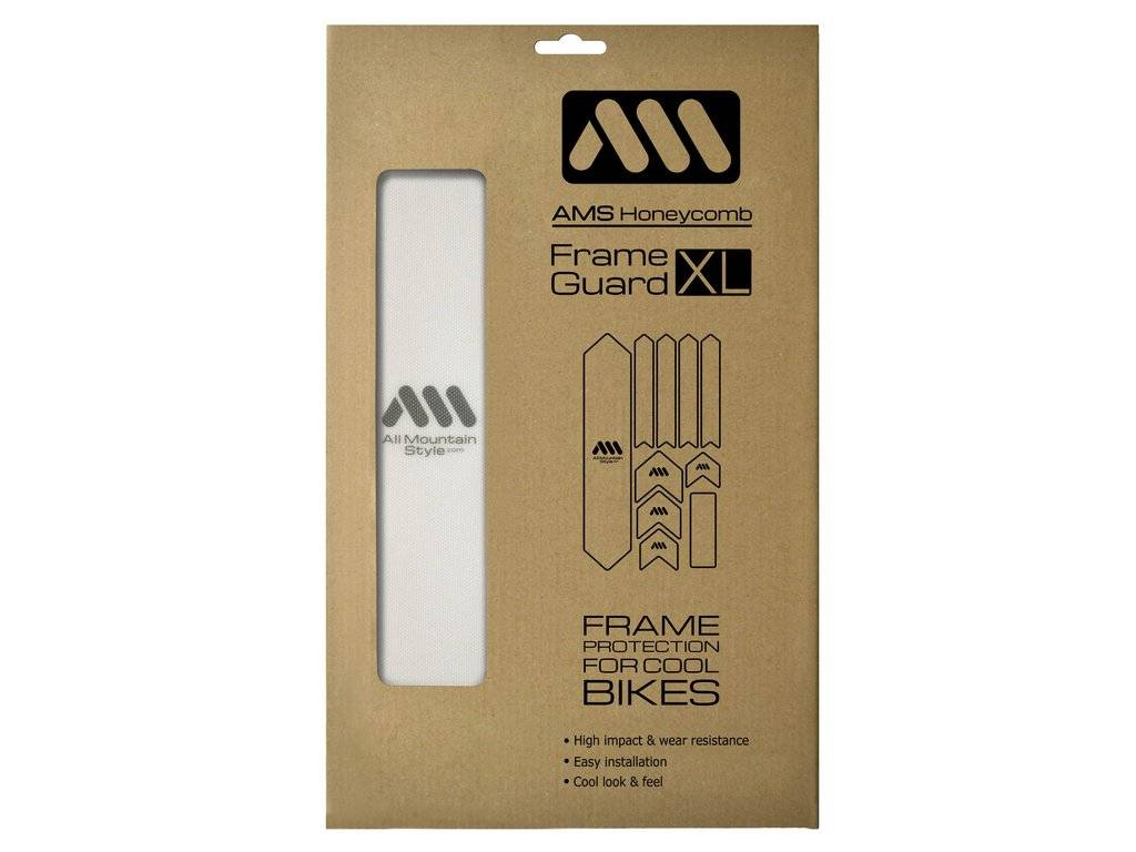 All Mountain Style AMS Honeycomb frame guard XL