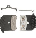 Shimano Saint/Zee brake pad w/fin H03C sintered