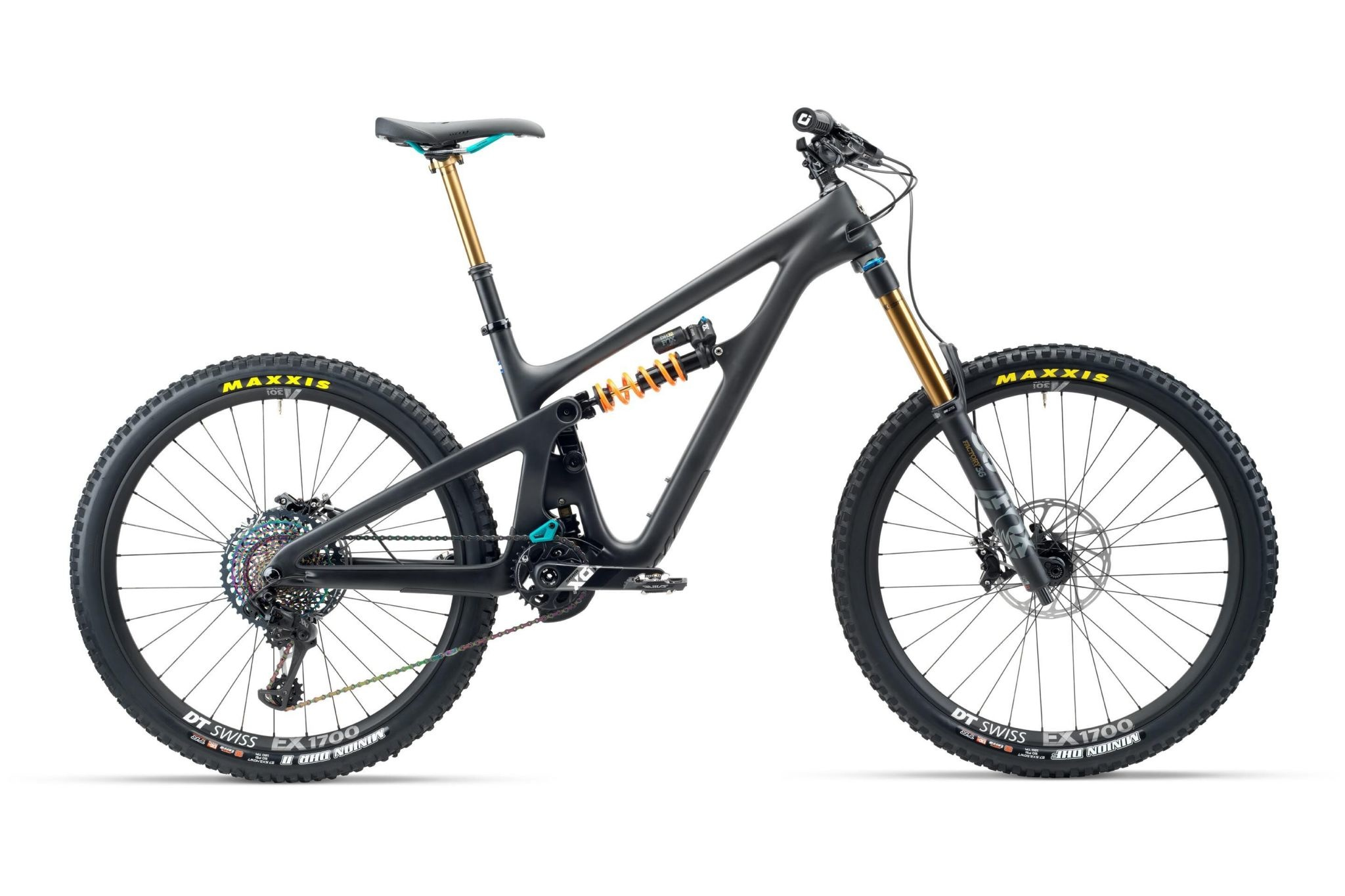Yeti Cycles 20 Yeti SB165 T-series w/ T2 kit